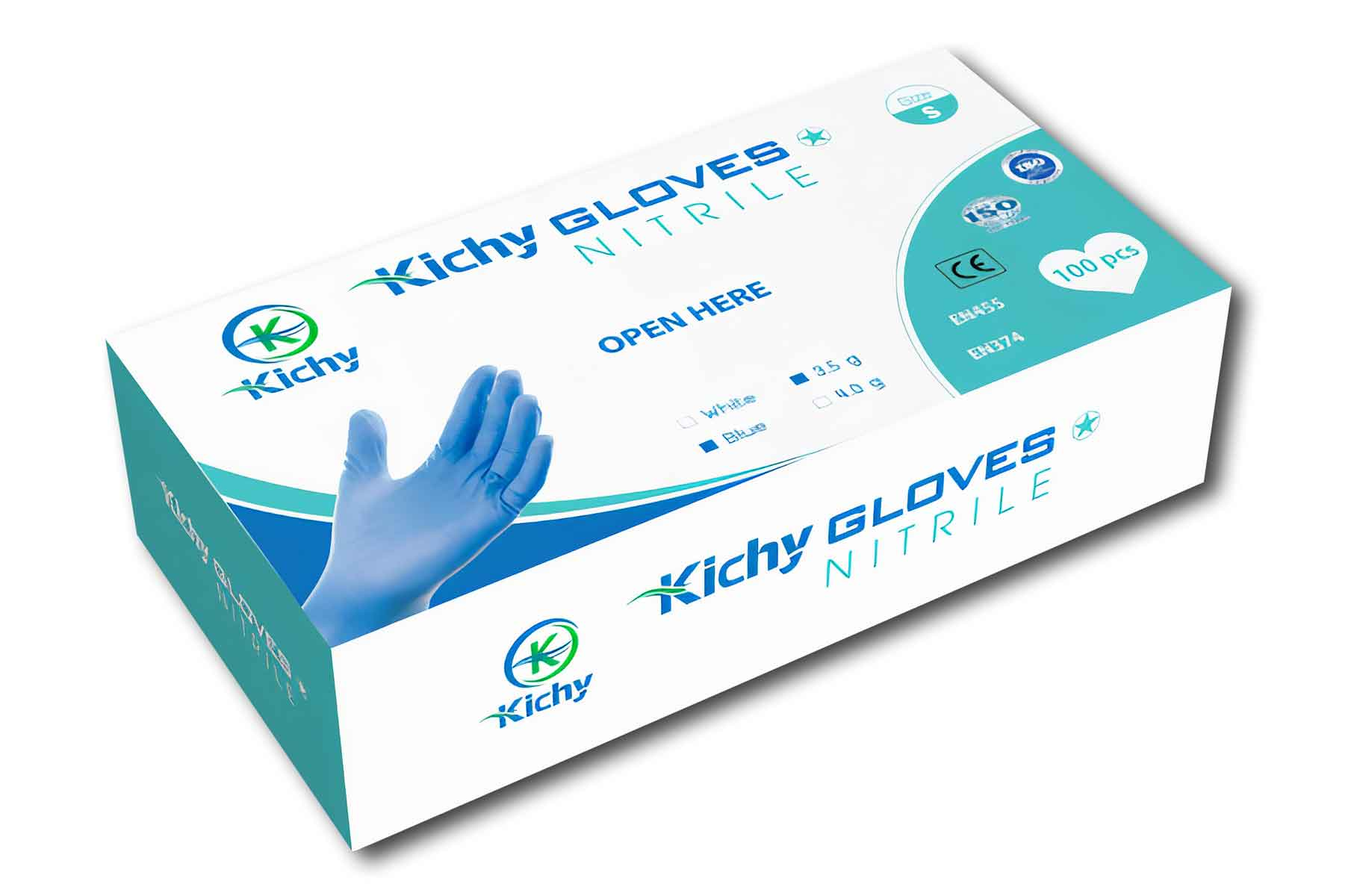 1679 KITCHY MEDICAL NITRILE - 510K Coming | PPE Advantate powered by dS Product Hunters
