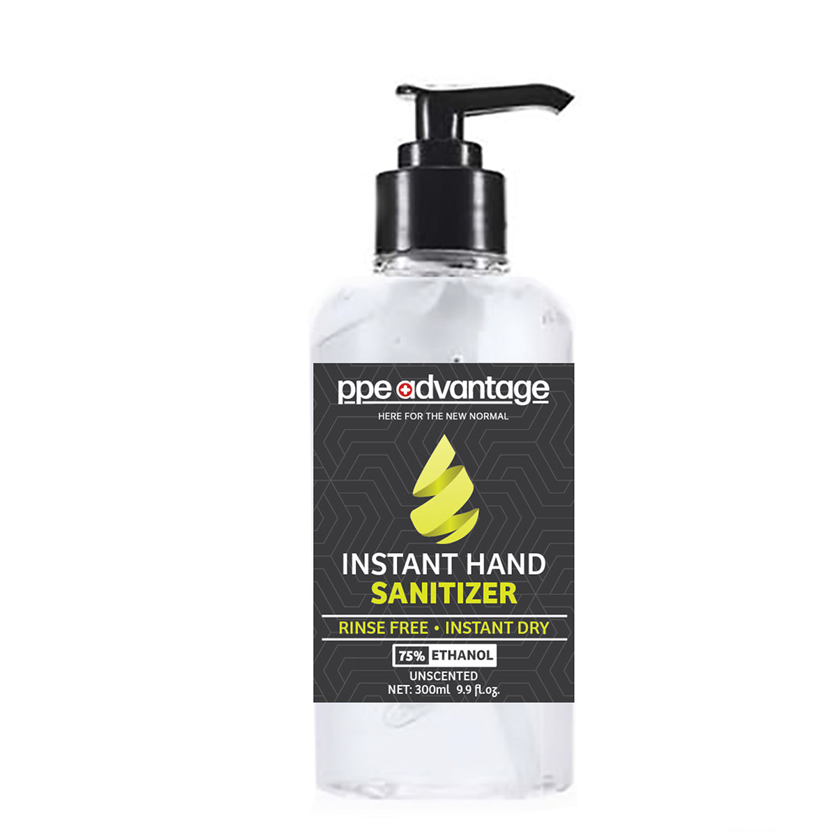 3021 PPE Advantage Instant Hand Sanitizer (10oz) - PPEA Branded Label | PPE Advantate powered by dS Product Hunters