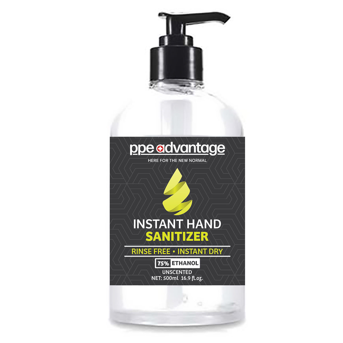 3022 PPE Advantage Instant Hand Sanitizer (17oz) - PPEA Branded Label | PPE Advantate powered by dS Product Hunters