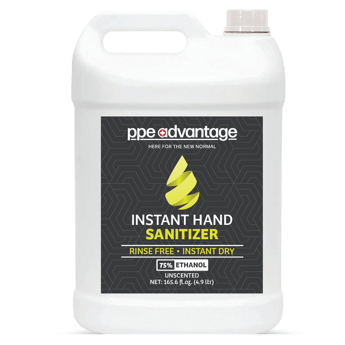 3027 PPE Advantage Instant Hand Sanitizer (4.9ltr) - PPEA Branded Label | PPE Advantate powered by dS Product Hunters