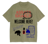 Assata Shakur Tee - Much-More By Rick