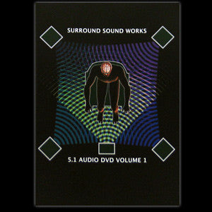 Surround Sound Works 5.1 Audio DVD