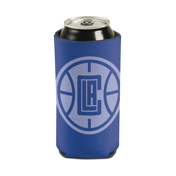 16 oz. LA Our Way Blue Can Cooler
