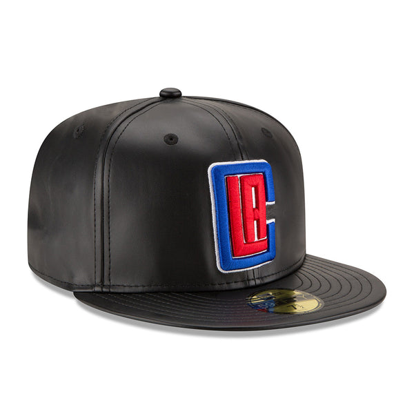 Leather 59FIFTY Fitted Hat