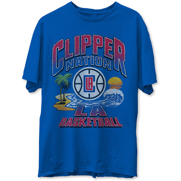 Unisex Clipper Nation Local Vintage T-Shirt by Junk Food