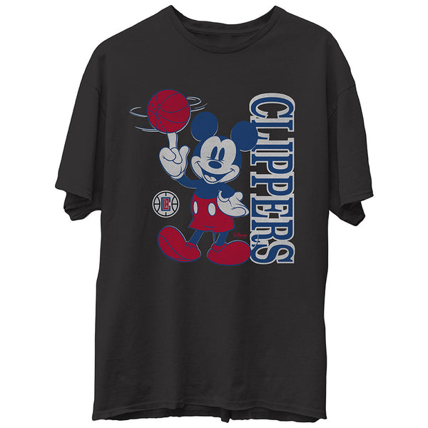 Unisex Disney Mickey Baller T-Shirt by Junk Food