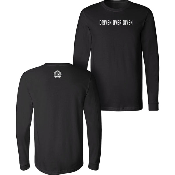 Driven Over Given Long Sleeve T-Shirt