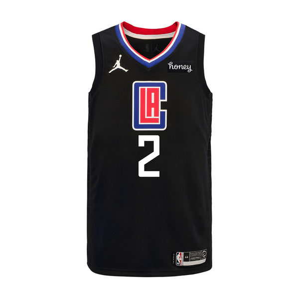 Youth Kawhi Leonard Nike 2020/21 Statement Swingman Jersey