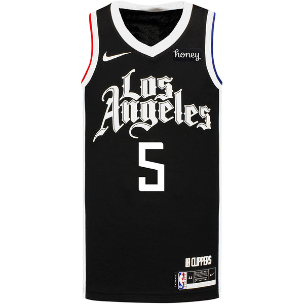 LA Clippers Luke Kennard Nike 2020/21 City Edition Swingman Jersey