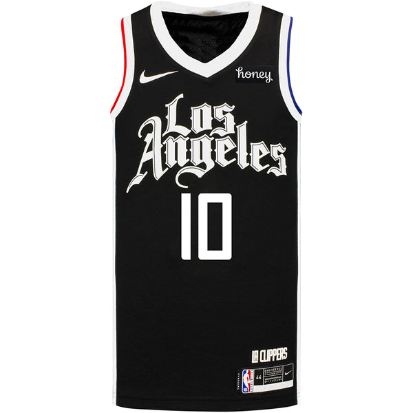 LA Clippers Daniel Oturu Nike 2020/21 City Edition Swingman Jersey