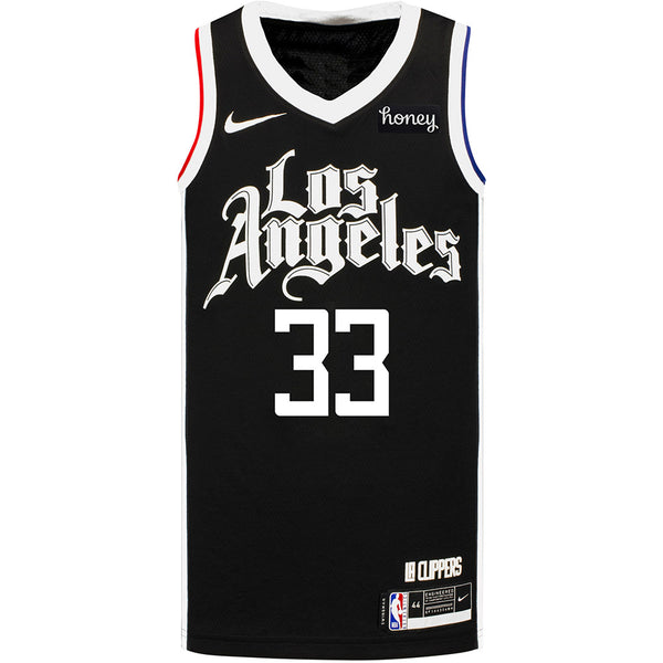Nicolas Batum Nike 2020/21 City Edition Swingman Jersey
