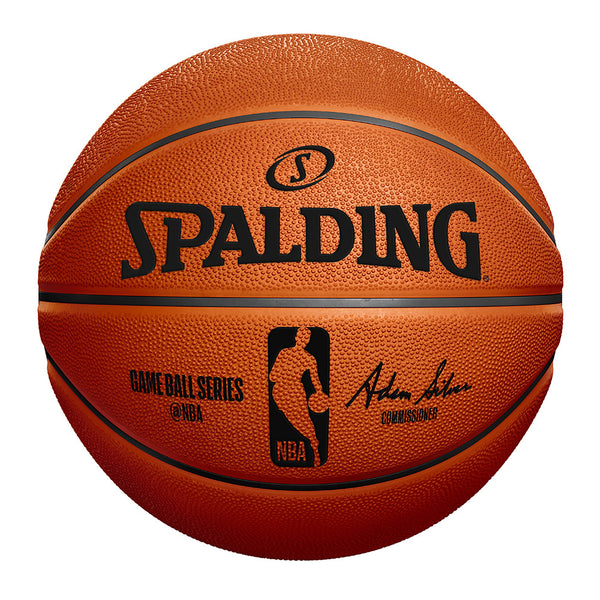 Spalding Full Size Game Series Indoor-Outdoor Basketball