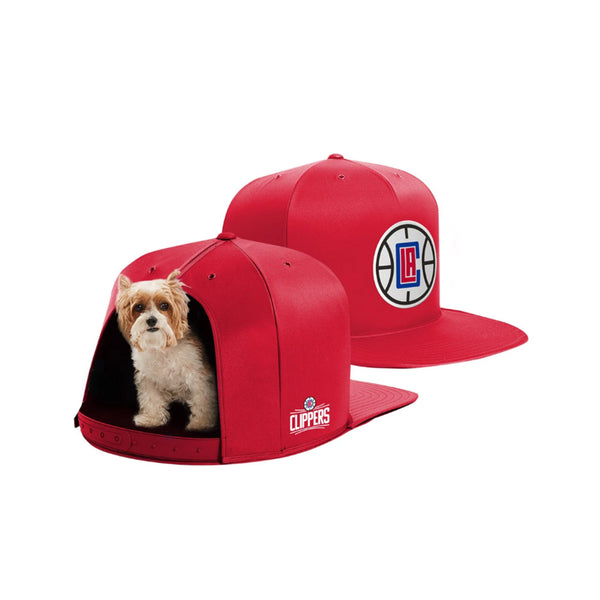 LA Clippers Pet Nap Cap