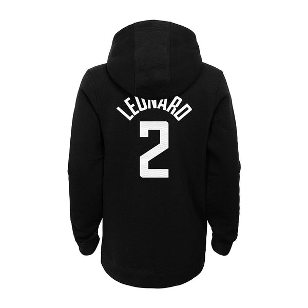 Youth Outerstuff Clippers Kawhi City Edition Hoodie