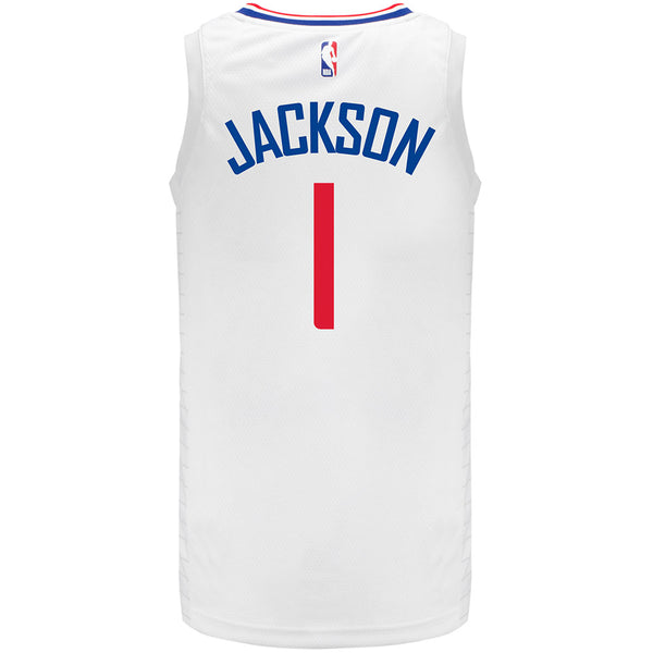 Reggie Jackson Nike Association Swingman Jersey