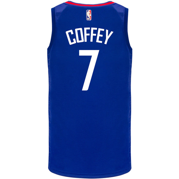 Amir Coffey Nike Icon Swingman Jersey