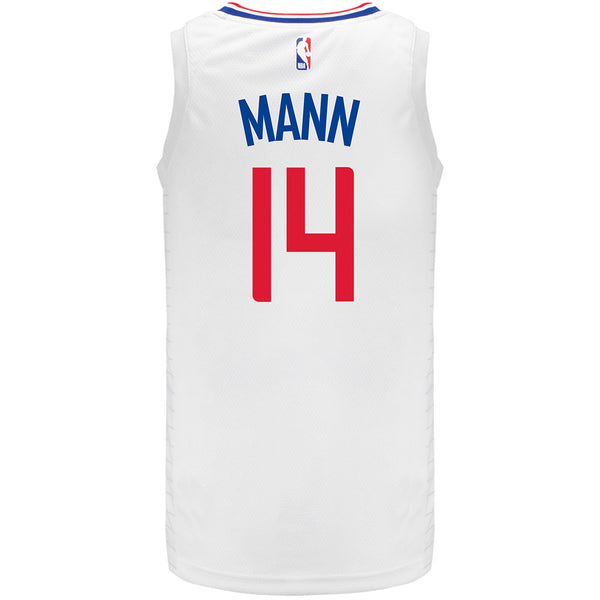 Terance Mann Nike Association Swingman Jersey