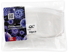 Load image into Gallery viewer, HeiQ Viroblock tube scarf replacement filters, 10pcs (CH)