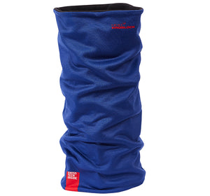 HeiQ Viroblock tube scarf, blue, with replacement filters (CH)