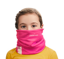 Load image into Gallery viewer, HeiQ Viroblock tube scarf, pink, with replacement filters (EU)