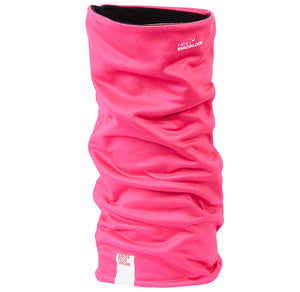 HeiQ Viroblock tube scarf, pink, with replacement filters (EU)