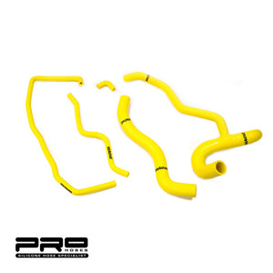 PRO HOSES SILICONE COOLANT HOSE KIT FOR FIAT ABARTH 500 / 595