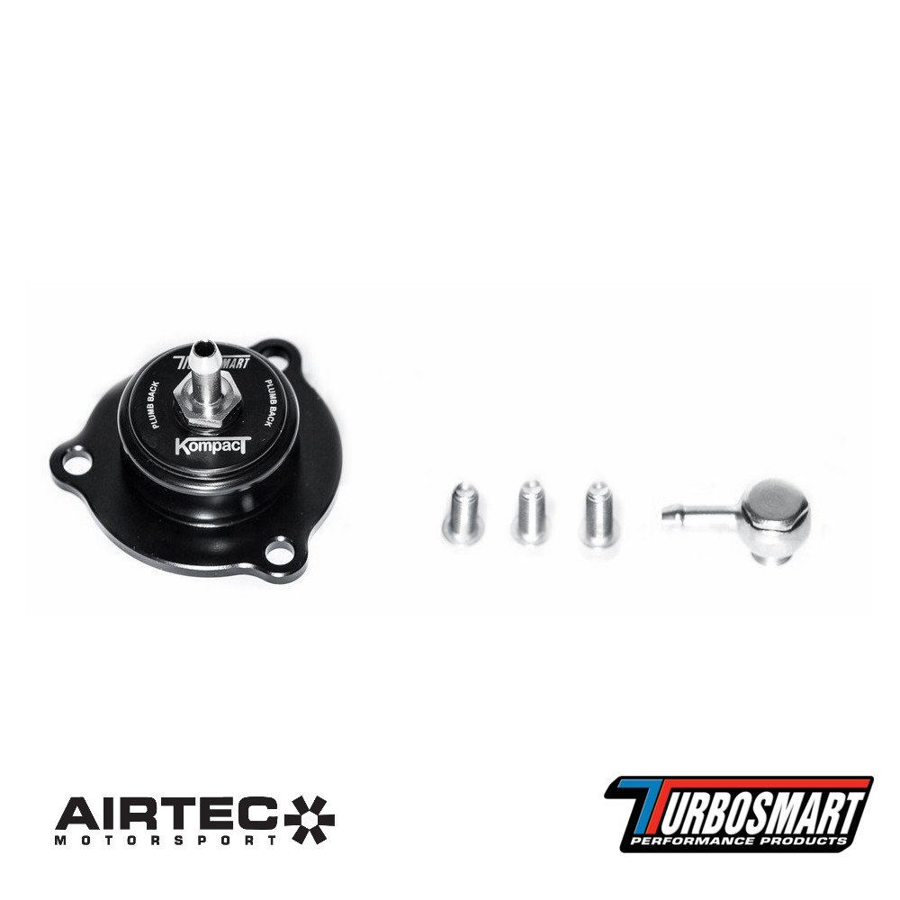 AIRTEC BY TURBOSMART FIESTA/FOCUS 1.0 ECOBOOST UPRATED RECIRCULATING VALVE