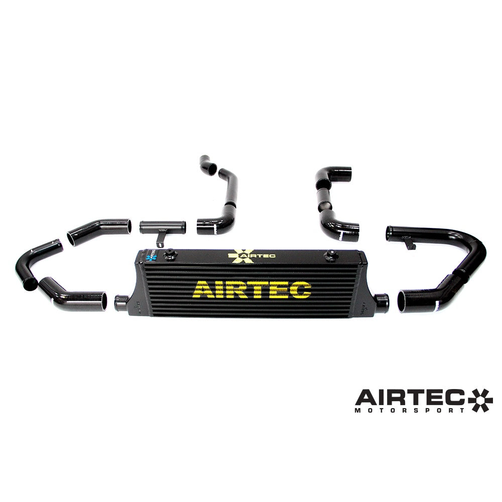 AIRTEC FIAT 595 ABARTH 60MM CORE INTERCOOLER UPGRADE (AUTOMATIC GEARBOX)