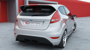 REAR SIDE SPLITTERS FORD FIESTA MK7 ST / STLINE / ZETEC S