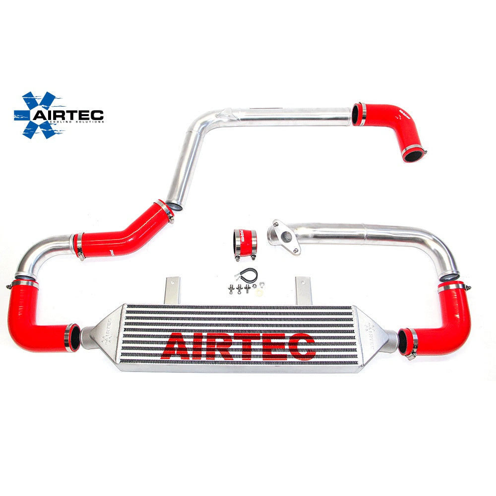 AIRTEC STAGE 1 FRONT MOUNT INTERCOOLER UPGRADE FOR MK1 MAZDA 3 MPS