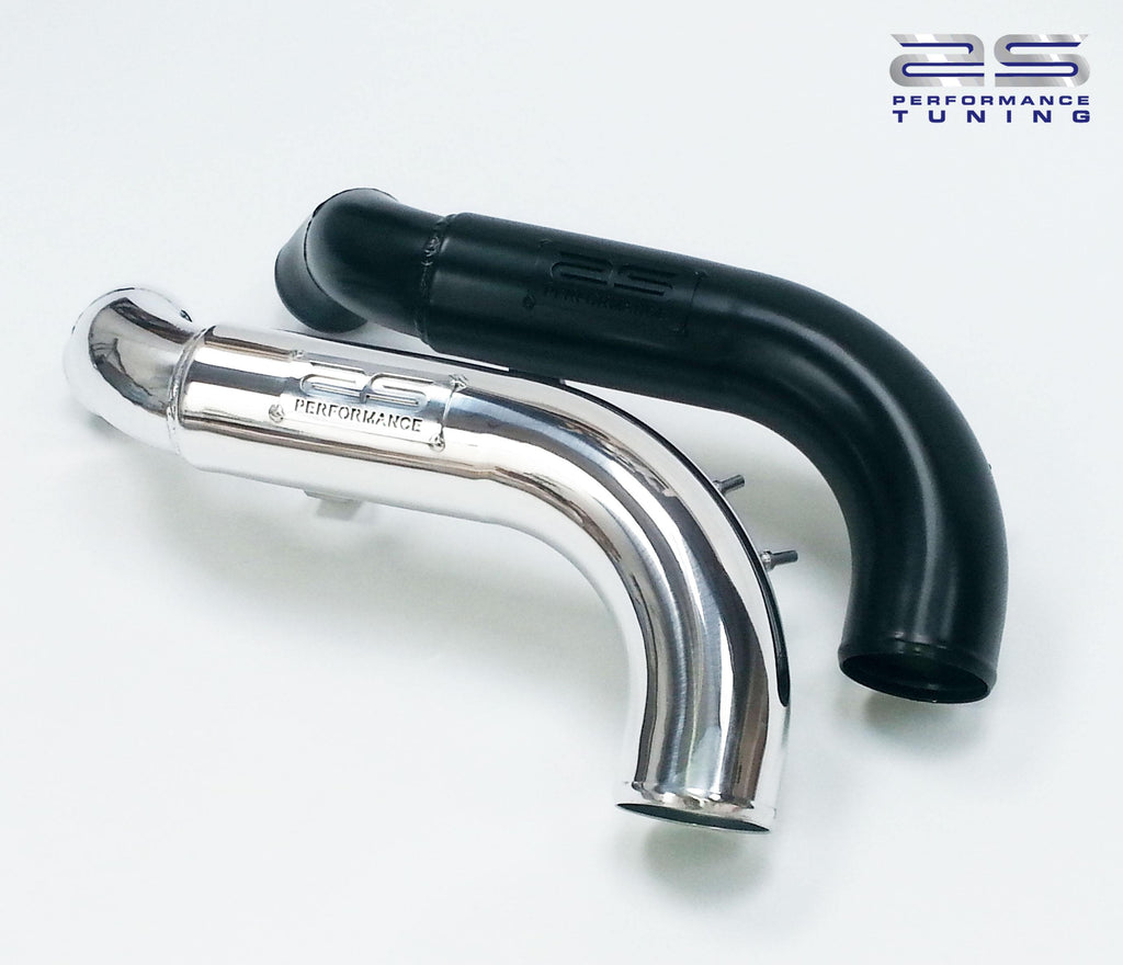 AIRTEC ALLOY TOP INDUCTION PIPE FOR VOLVO C30 T5 AND FOCUS ST MK2