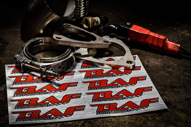 BAF MOTORSPORT STICKERS