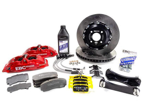 EBC Big Brake Kit - MK8 Fiesta