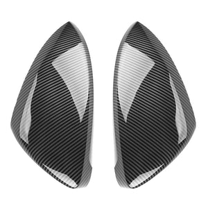 MK7 GOLF CARBON EFFECT MIRROR CAPS
