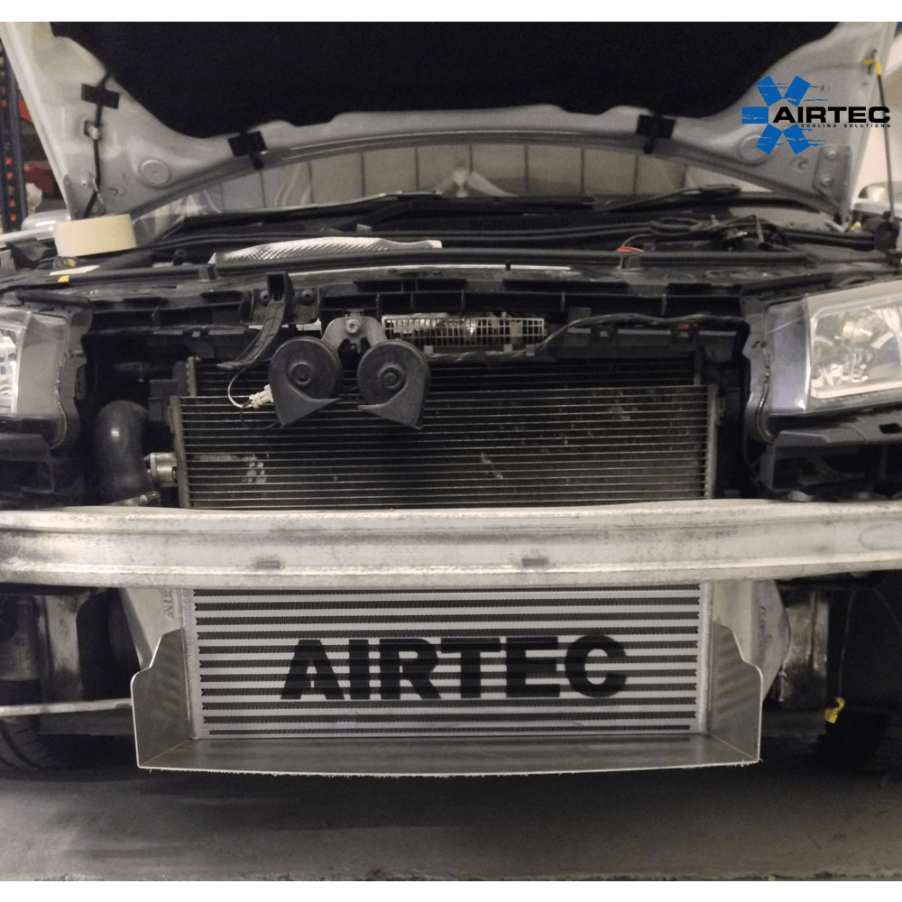 AIRTEC 95MM CORE INTERCOOLER UPGRADE WITH AIR-RAM SCOOP FOR MEGANE 2 225 AND R26