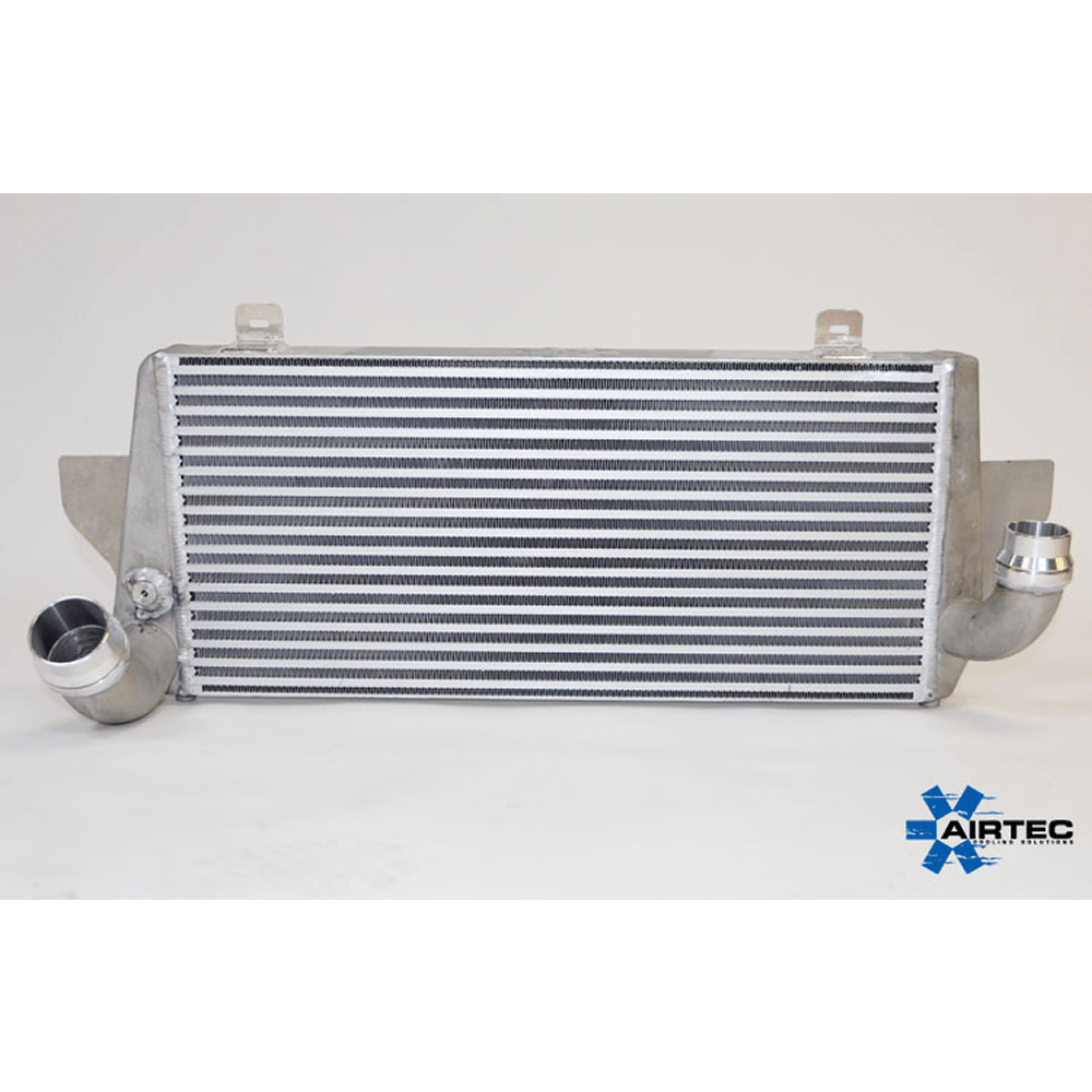 AIRTEC STAGE 1 60MM CORE INTERCOOLER UPGRADE WITH AIR-RAM SCOOP FOR MEGANE 3 RS 250 AND 265