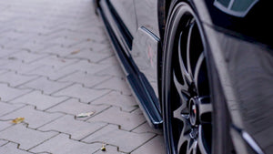 SIDE SKIRTS SPLITTERS HONDA CIVIC EP3 (MK7) TYPE-R/S FACELIFT (2004-2006)