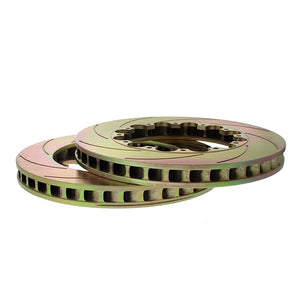 Rear Brake Discs 286x26mm (Slotted, Fixing) - #BP-D-12-A