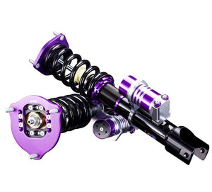 D2Racing Super Sport Coilover Kit - Ford Fiesta 2008+