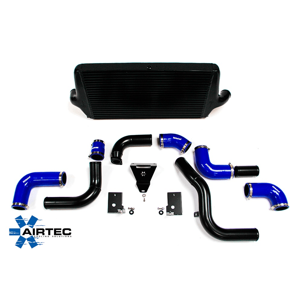 AIRTEC INTERCOOLER UPGRADE FOR VAUXHALL ASTRA J VXR