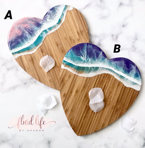 Heart Cuttingboard