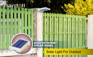 Know How and Where Solar Lights for Outdoor can be Used or Installed | Hardoll Enterprises