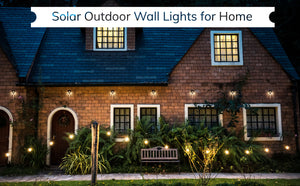 Why you should use Hardoll Solar Lights at Home Office Outdoor Garden? | Hardoll Solar Lights