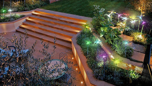 SOLAR DECORATION LIGHTS FOR HOME GARDEN | HARDOLL SOLAR LIGHTS