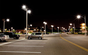 Benefits of using Solar Lights for Outdoor in IT Parks, Industries and Shopping Malls