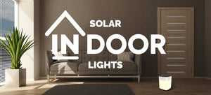 Solar Indoor Lights