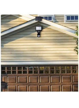 Hardoll 60 LED Solar Light for Home Garden Motion Sensor Outdoor Lamp(Black)