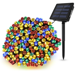 Hardoll® 200 LED Solar fairy String Decorative light for Garden, Home and outdoor(Refurbished)
