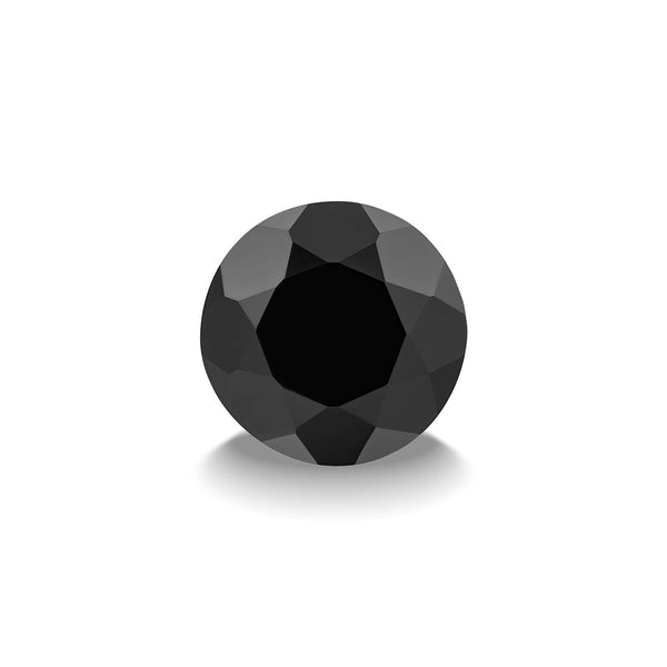 BLACK SPINEL 1CT DIAMOND CUT