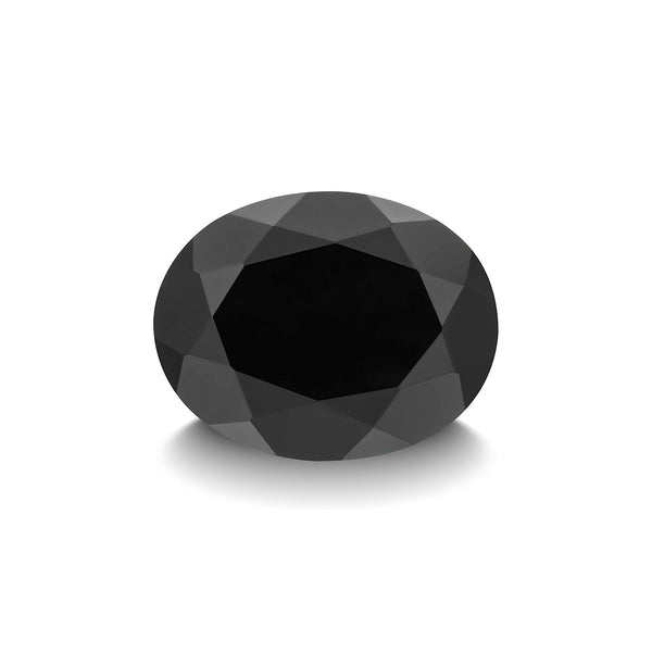 BLACK SPINEL 3CT OVAL CUT